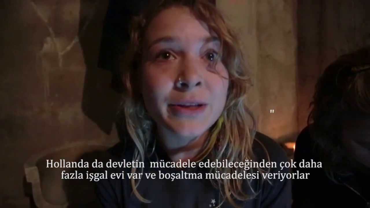 İşgal Evi Nedir ? / What is squat? (with EN subtitles, 2013) by Main root channel